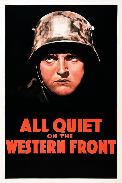 All Quiet on the Western Front (1930) Teljes Film Magyarul Online HD
