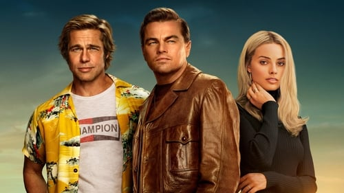 Once Upon a Time… in Hollywood (2019) Watch Full Movie Streaming Online