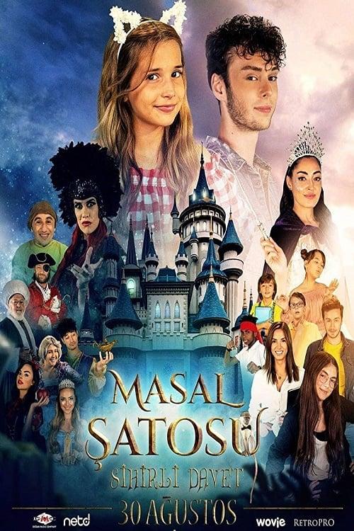 Free - Masal Şatosu: Sihirli Davet (2019) Watch HD 720p 1080p withSubtitles And Full Download