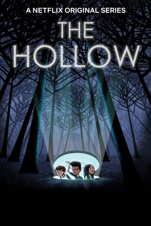 Cover of the Season 1 of The Hollow