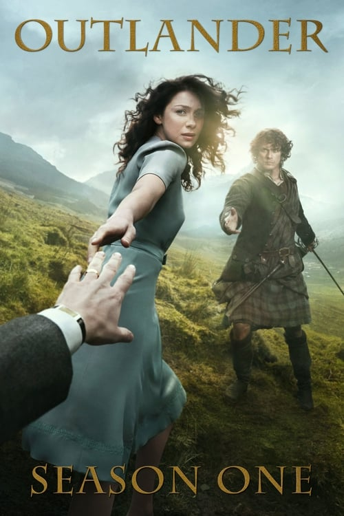 Cover of the Book One of Outlander