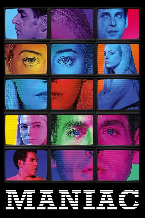 Cover of the Season 1 of Maniac