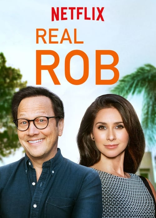 Cover of the Season 2 of Real Rob