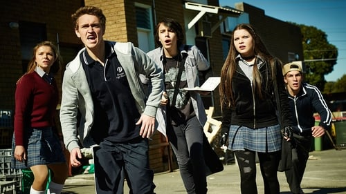 Nowhere Boys: The Book of Shadows (2016) Watch Full Movie Streaming Online