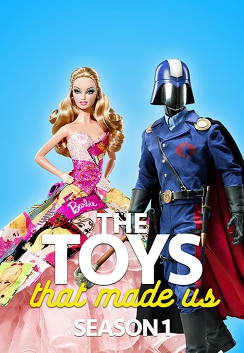 Cover of the Season 1 of The Toys That Made Us