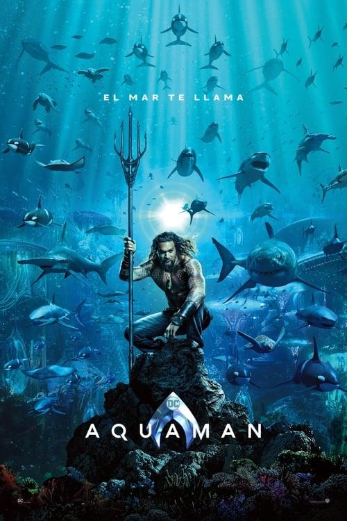 Aquaman (2018) Repelisplus Ver Ahora Películas Online Gratis Completas en Español y Latino HD