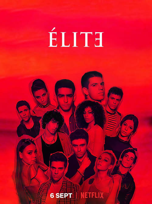 Cover of the Season 2 of Elite
