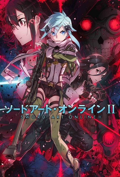 Cover of the Phantom Bullet of Sword Art Online