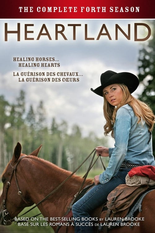 Cover of the Season 4 of Heartland