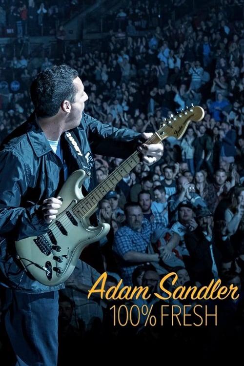 watch Adam Sandler: 100% Fresh full movie online stream free HD