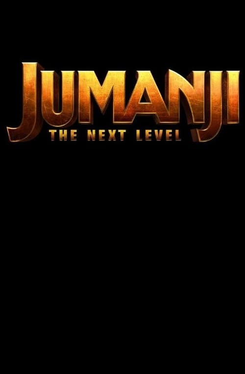 Poster för Jumanji: The Next Level - Banner