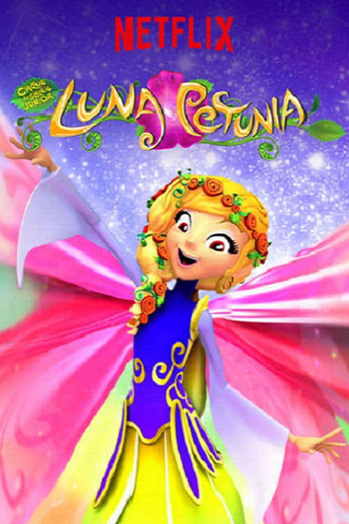 Cover of the Season 3 of Luna Petunia
