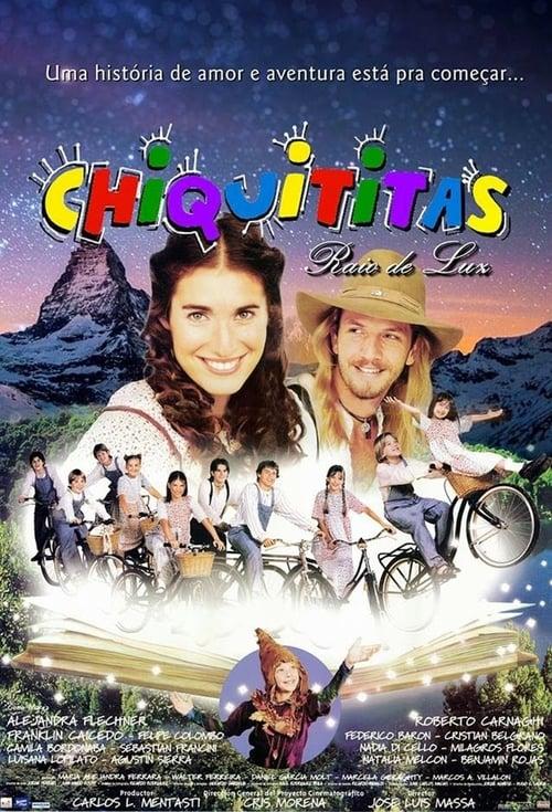 Chiquititas: Rincón de Luz (2001) Poster