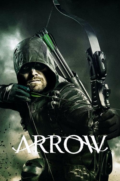 Cover of the Season 6 of Arrow