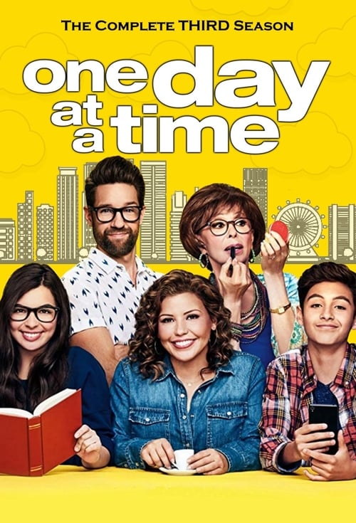 Cover of the Season 3 of One Day at a Time