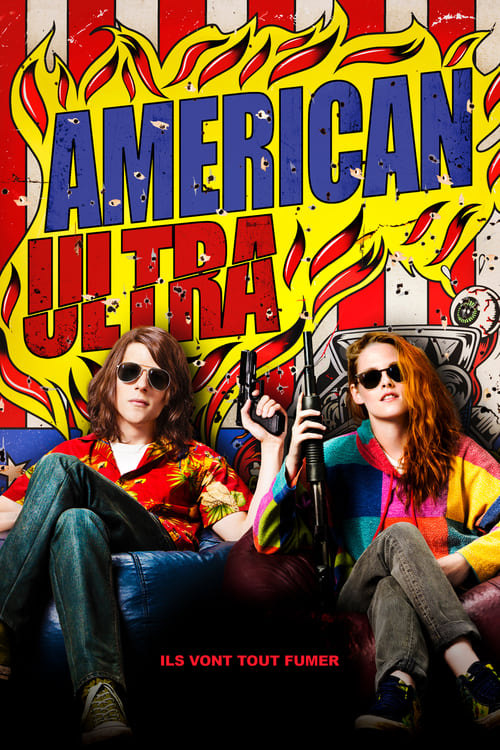American Ultra (2015) Film complet HD Anglais Sous-titre
