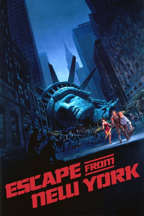 Watch Escape from New York Online