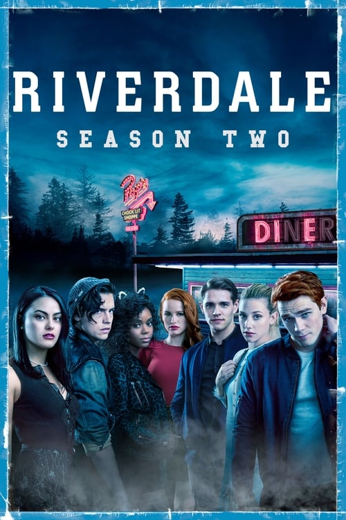 Cover of the Season 2 of Riverdale