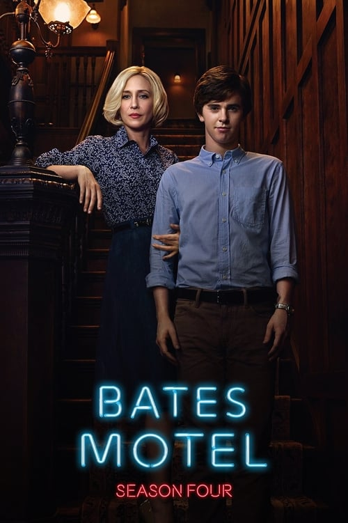 Cover of the Season 4 of Bates Motel