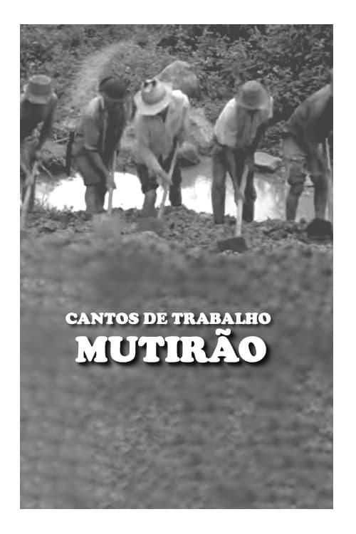 Cantos de Trabalho - Mutirão 1976
