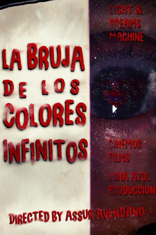LA bruja de los colores infinitos