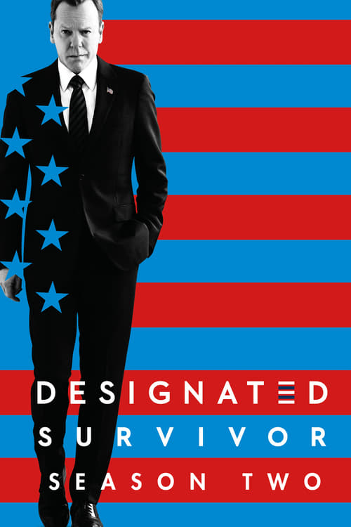 Cover of the Season 2 of Designated Survivor