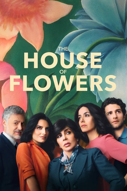 Cover of the Season 1 of The House of Flowers