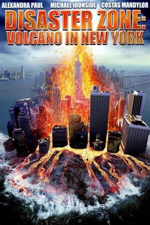 Zóna smrti: Sopka v New Yorku
