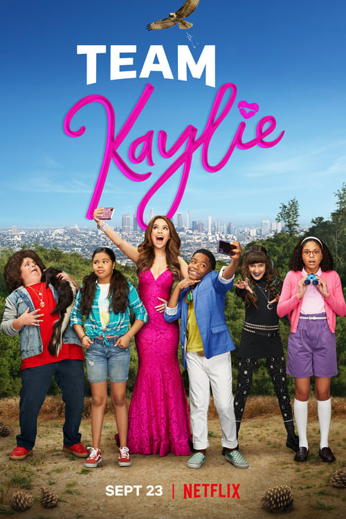 Cover of the Part 1 of Team Kaylie