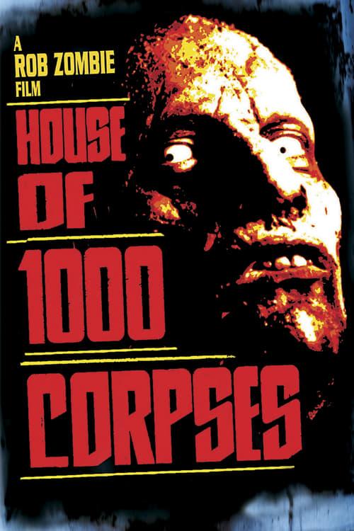 Dom tisícky mŕtvol