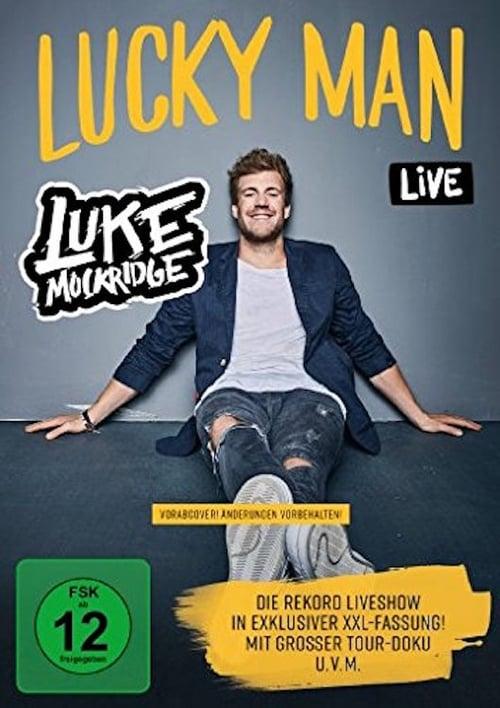 Luke Mockridge - Lucky Man (2018) Poster
