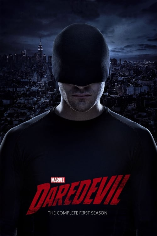 Cover of the Season 1 of Marvel's Daredevil