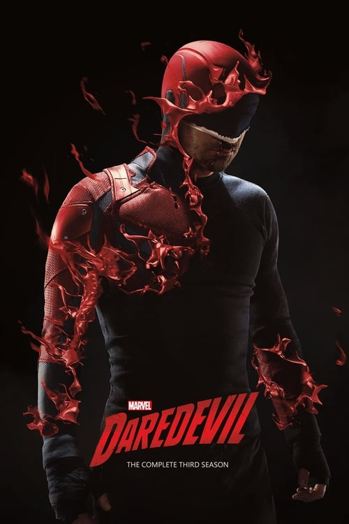 Cover of the Season 3 of Marvel's Daredevil