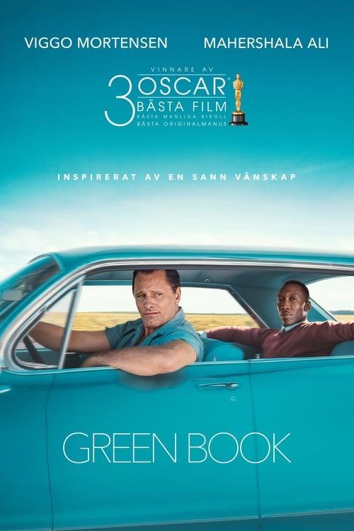 Poster för Green Book - Banner