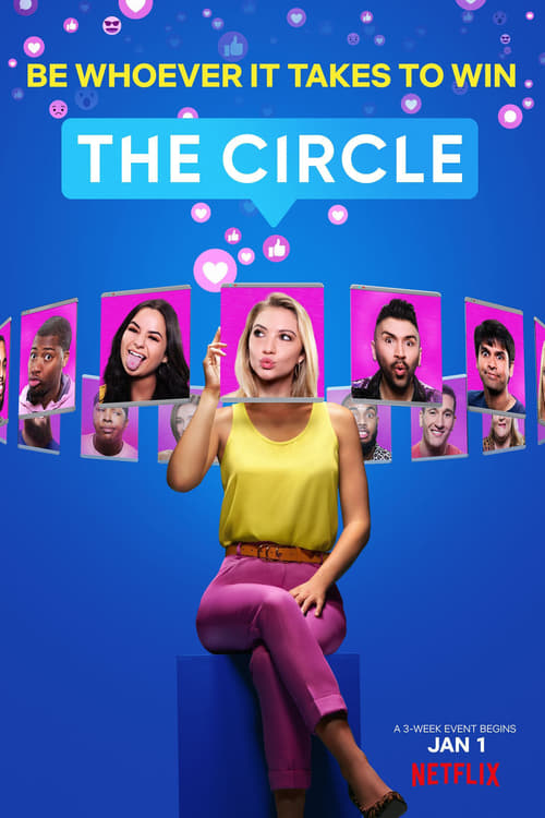 Cover of the Season 1 of The Circle