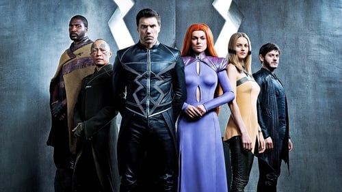 Inhumans: The First Chapter (2017) Watch Full Movie Streaming Online
