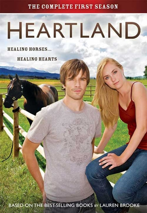 Cover of the Season 1 of Heartland