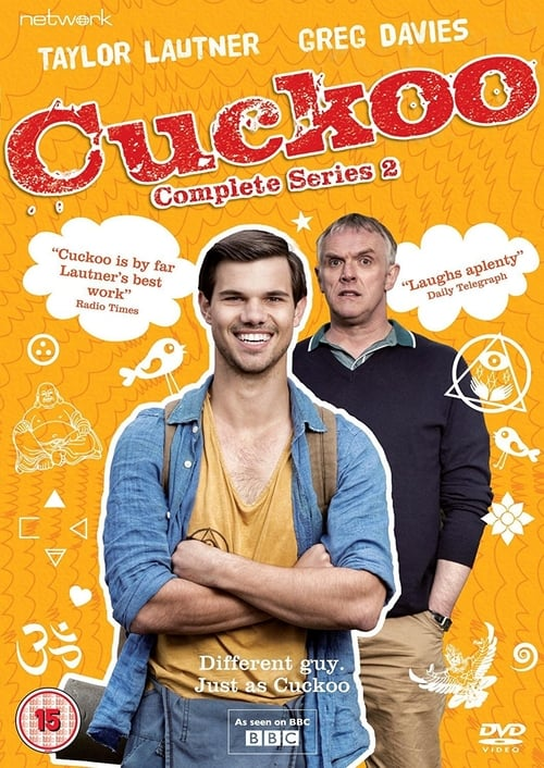 Cover of the Season 2 of Cuckoo