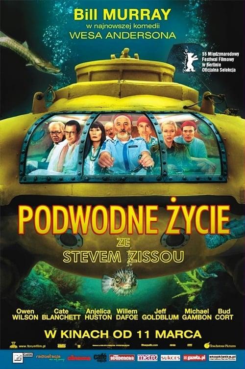 Podwodne życie ze Stevem Zissou-online-cda-lektor-pl