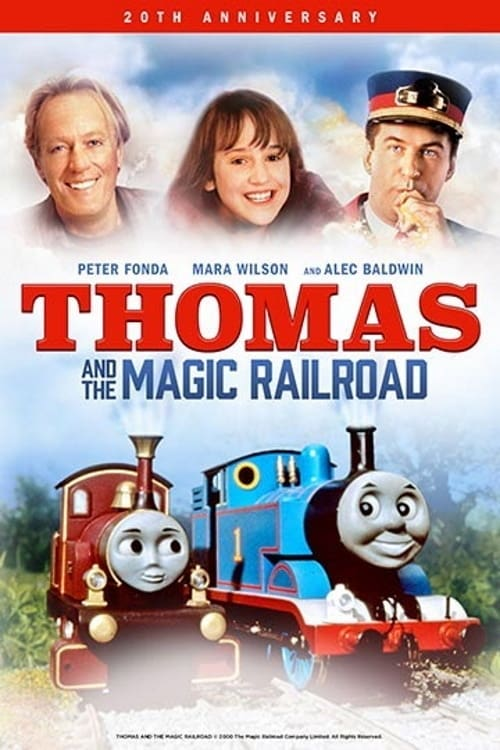 Watch Thomas And The Magic Railroad [20th Anniversary Edition] Online