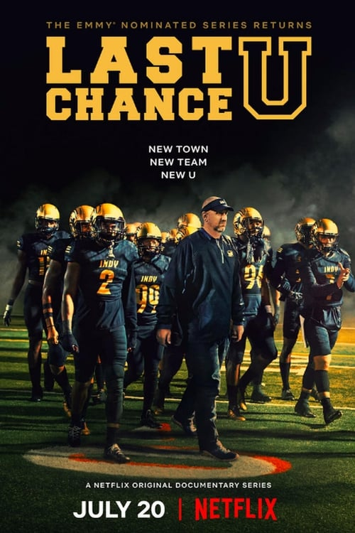 Cover of the INDY: Part 1 of Last Chance U