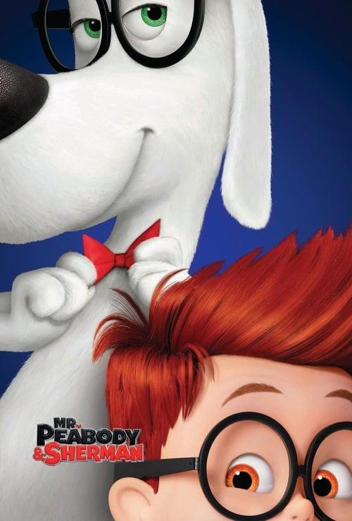 Dobrodružstvá Pána Peabodyho a Shermana