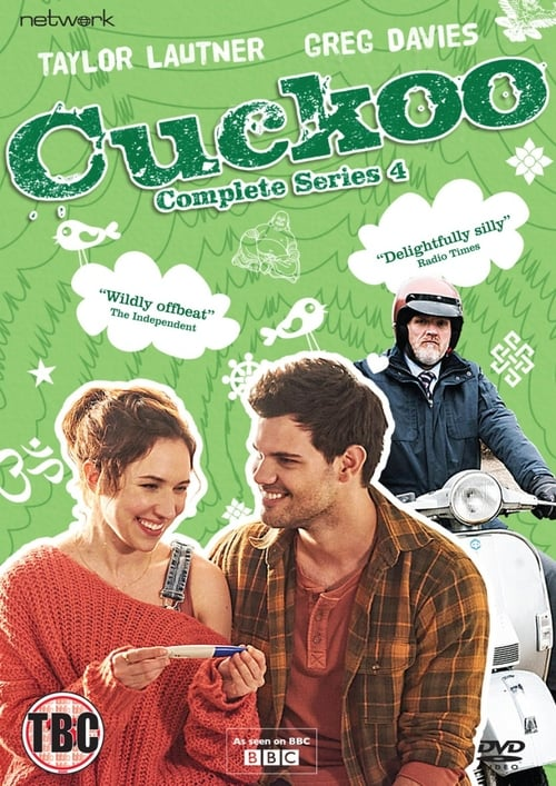Cover of the Season 4 of Cuckoo