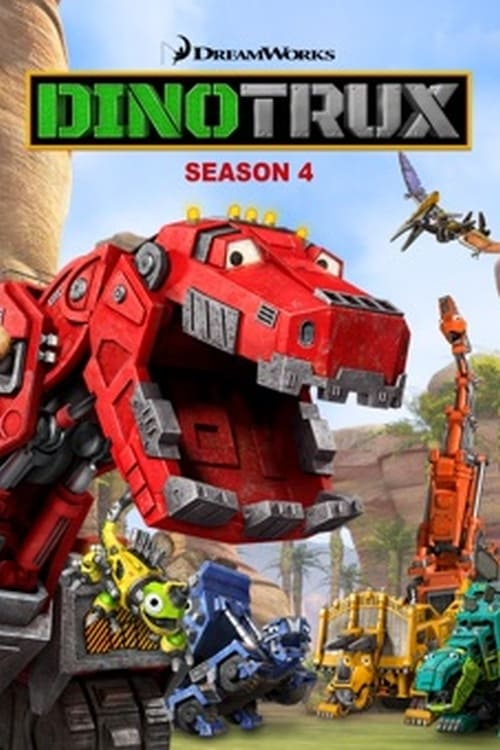 Cover of the Season 4 of Dinotrux
