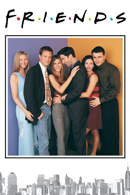 Cover of the Season 7 of Friends