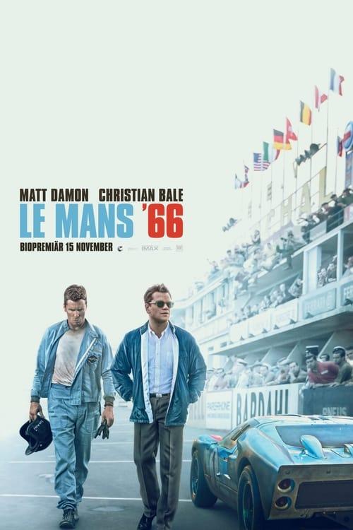 Poster för Le Mans '66
