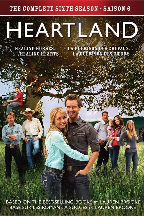 Cover of the Season 6 of Heartland
