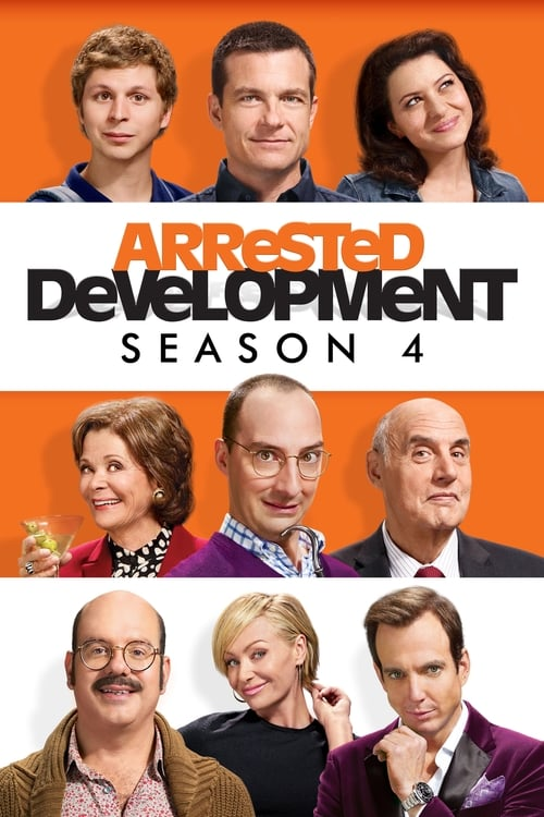 Cover of the Season 4 of Arrested Development