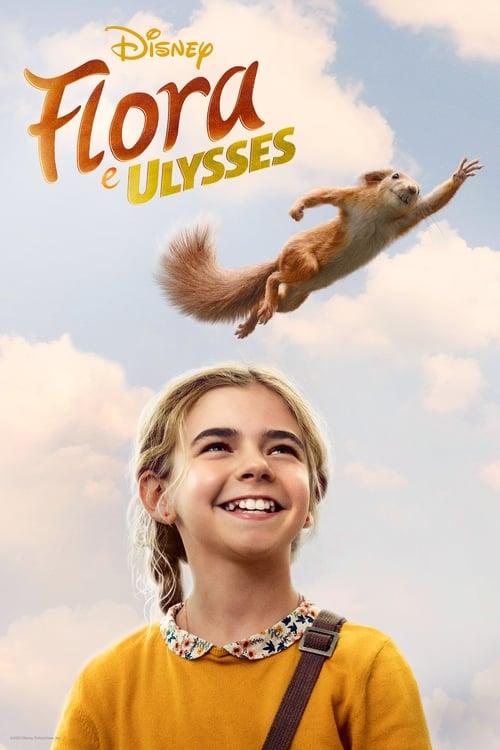 Flora e Ulysses 2021 - Dual Áudio 5.1 / Dublado WEB-DL 720p e 1080p
