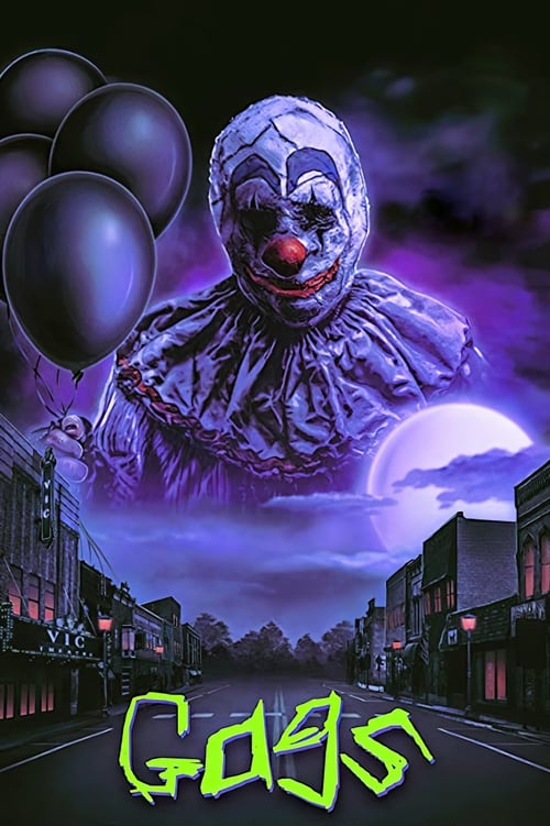Gags The Clown (2019) Poster